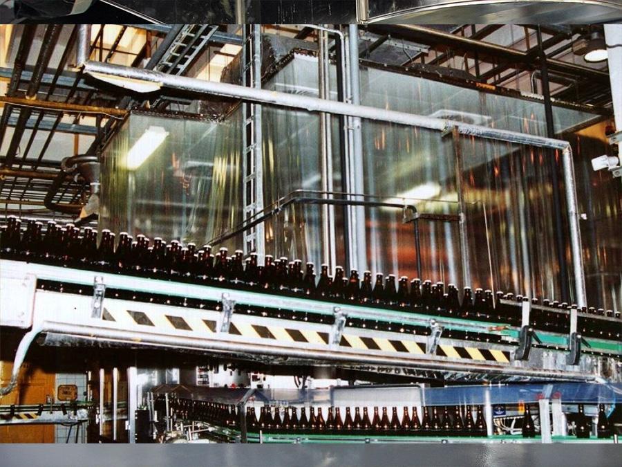 Borsodi Brewery – Bottling factory