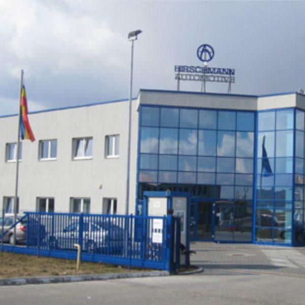 Hirschmann Románia